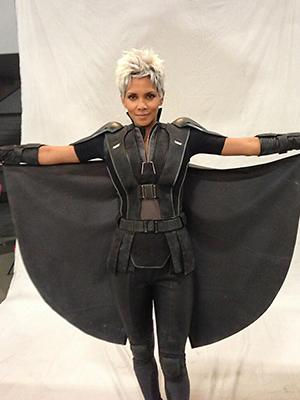 Halle Berry's New Look as Storm in 'X-Men: Days of Future Past'