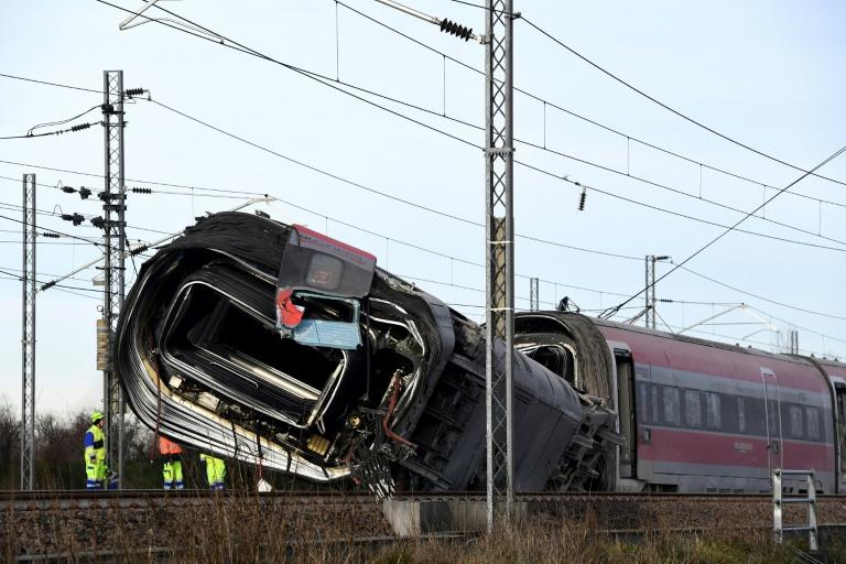 The cause of the crash near the Italian town of Lodi is still unknown, authorities said