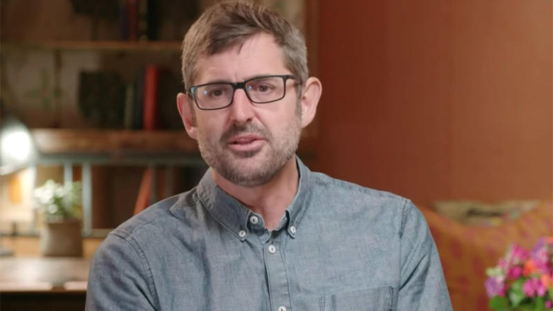 Louis Theroux opened up about his cousin's marriage between speaking about Scientology and prison life. Photo: Ten
