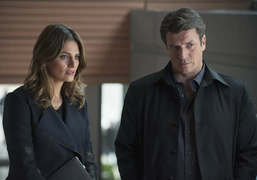 Castle Season 8 Shocker: Nathan Fillion to Return... But Without Stana Katic?