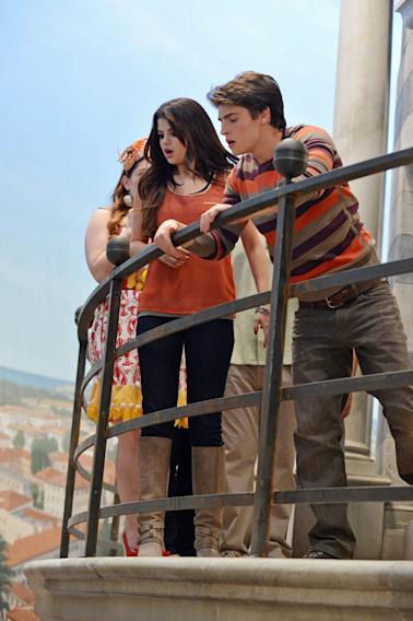 """The Wizards Return: Alex vs Alex"" - SELENA GOMEZ, GREGG SULKIN"