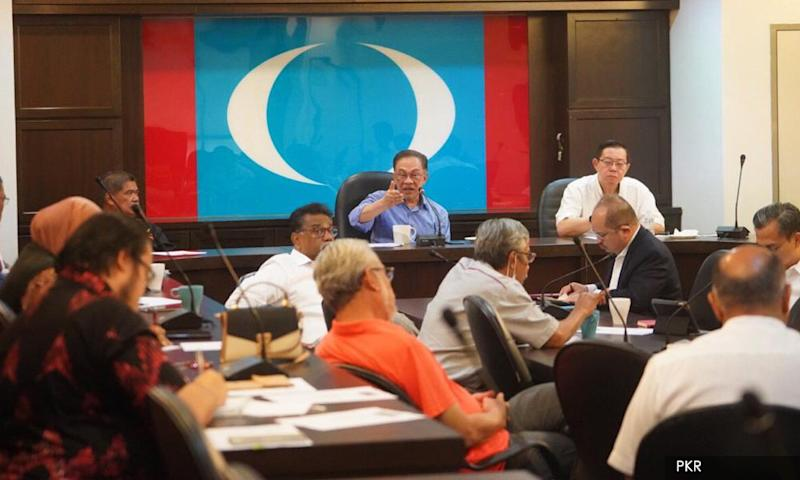 Snap election: Harapan state govts won't dissolve before expiry of term
