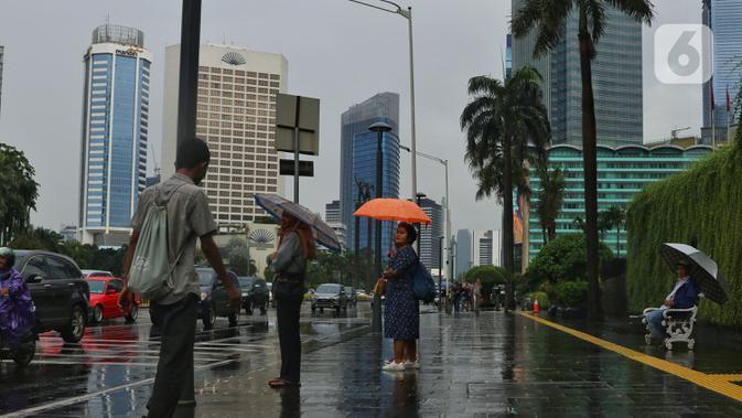 Cuaca Hari Ini: Bekasi, Depok, Bogor Diprediksi Hujan Malam Nanti