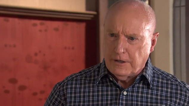 Ray Meagher who plays Alf Stewart is one of the most recognisable faces from the Australian soap Home and Away which could be axed by Channel Seven.