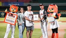 台南棒球場達400萬人次觀眾入場里程碑 (圖)