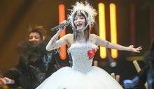 張韶涵登央視「十一國慶」晚會獻唱挨轟 微博發聲陸網友叫好