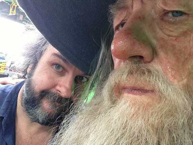 Peter Jackson Back in Middle Earth to Shoot Final 'Hobbit' Scenes
