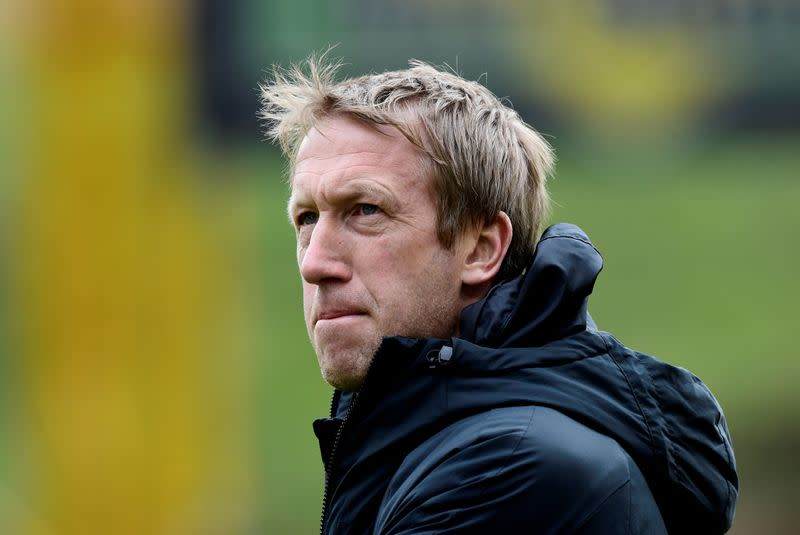 Brighton boss Potter pleased by results since season resumption