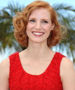 Meet Brad Pitt's 'Tree of Life' Costar Jessica Chastain