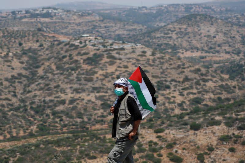 Egypt, France, Germany, Jordan warn Israel on annexation