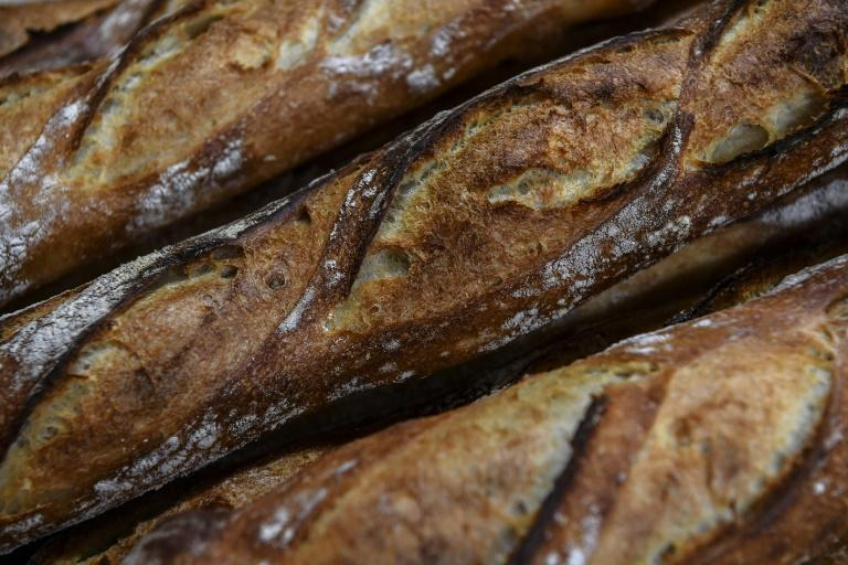 """Pensioner Bernadette Jeanpierre was aghast at the thought of buying a supermarket loaf that might last a few days. """"I would rather die. That is not bread"""""""