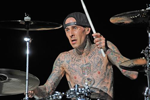 Travis Barker Will Miss Blink-182's Australia Tour