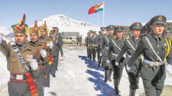 Perang Gagal, China dan India Akhirnya Berdamai