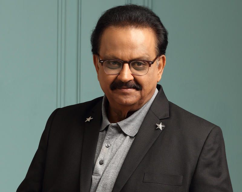 India's legendary playback singer SP Balasubrahmanyam passed away at a private hospital in Chennai on September 25, 2020. — Picture via Facebook/SP Balasubrahmanyam