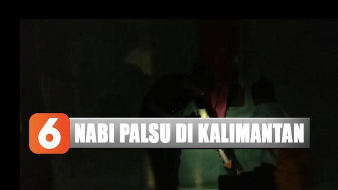 Hukuman untuk Nabi Palsu Asal Kalimantan Selatan
