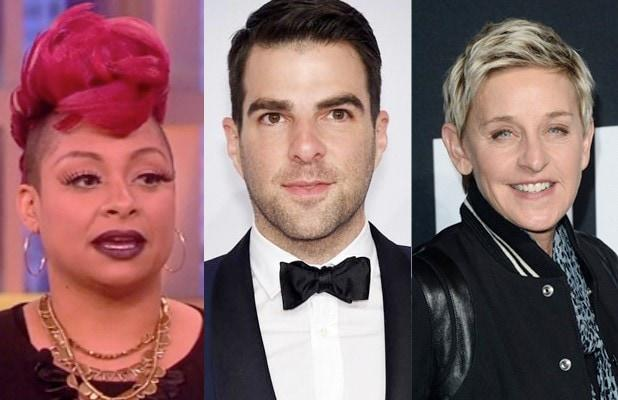 Gay Hollywood: 43 Out and Proud LGBT Stars (Photos)