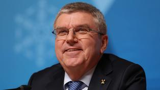 Tokyo Games can be 'light at the end of the tunnel', says IOC chief Thomas Bach