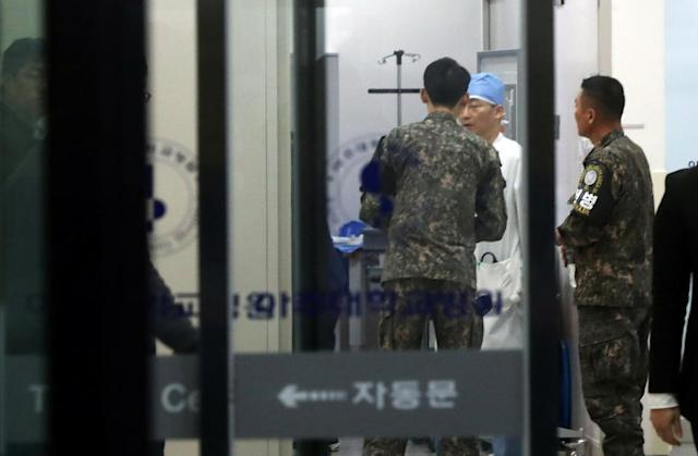 North Korean Defector had 10-Inch Parasite in His Stomach 46f2f9d901b237df07d544622e7cc54b