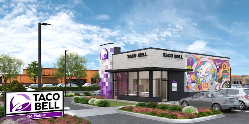 Photo credit: Taco Bell
