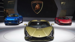 Lamborghini 拋出震撼彈,未來車展看不到「蠻牛」身影!