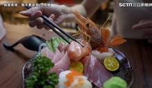 新竹隱藏美食 豪華海鮮丼僅99元