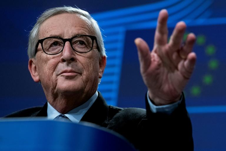 Outgoing European Commission President Jean-Claude Juncker declined to leave any advice for his successor, apart from 'Take care of Europe'