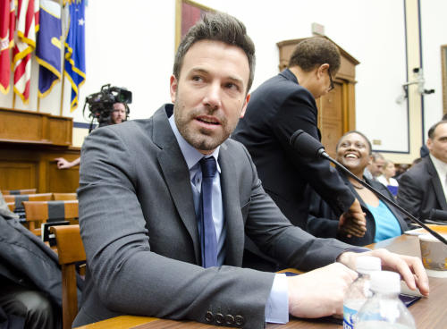From 'Bunker Hill' To Capitol Hill? Ben Affleck's Next Directorial Project Could Be Good For Politics