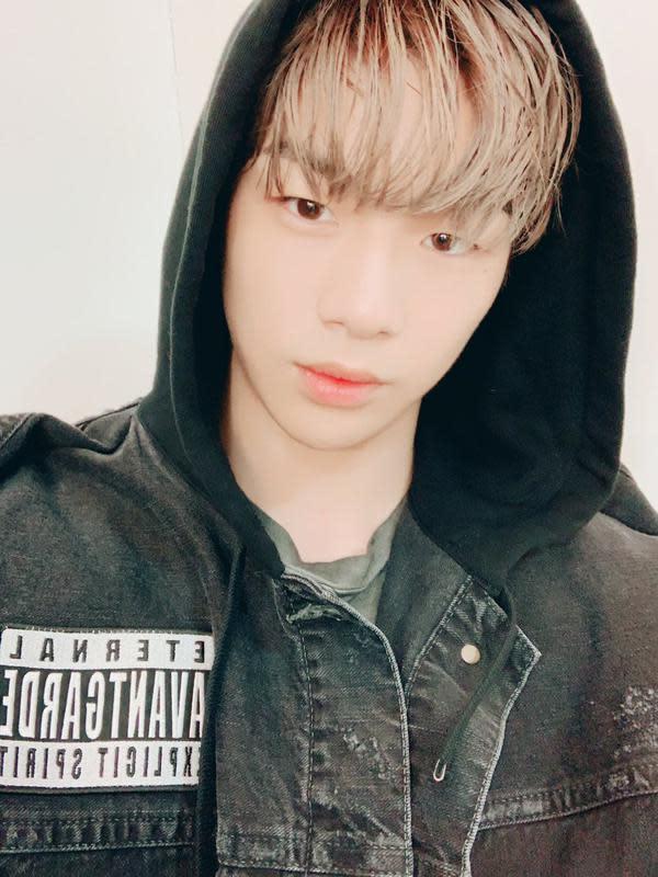 Kang Daniel (Twitter/ @Official_KDN_)