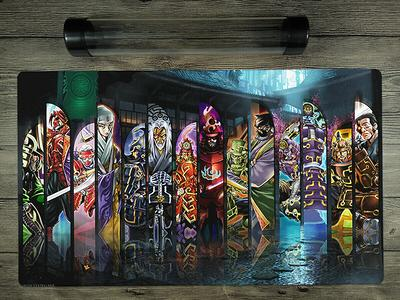 Growth Spiral  Board Game Playmat Trading Card Game Custom Duel YUGIOH  Playmat  Free Best Tube