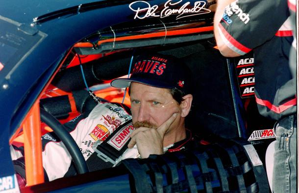"Flickr photo of the day: Remembering ""The Intimidator"" edition"