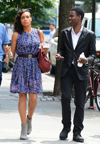 Celebrity Sightings In New York City - June 27, 2013