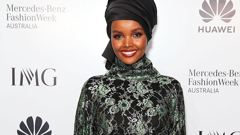 40dcf98e2bb6a Halima Aden on being Sports Illustrated's first burkini model
