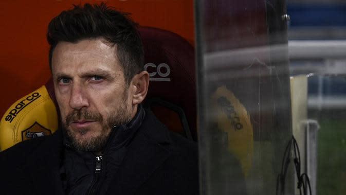 Eusebio Di Francesco. (AFP/Filippo Monteforte)