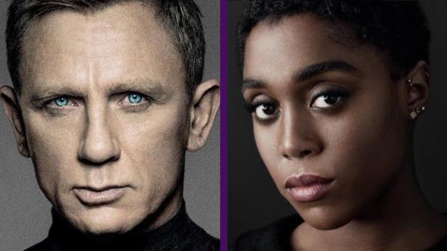 Daniel Craig ya no será 007 al comienzo de Sin tiempo para morir, pues la nueva agente en el cargó será Nomi, interpretada por Lashana Lynch. (Imagen: © Sony Pictures Releasing / Twitter (@007)