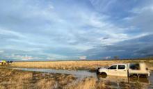 出遊遭遇瘋狂暴雨洪水被困 隊友徒步12小時帶直升機救援受困父子