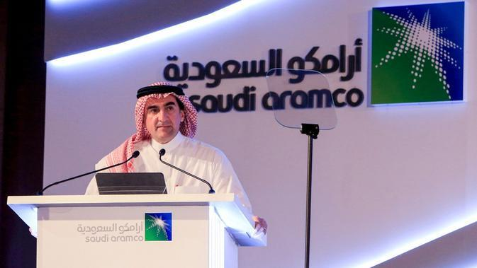 Yasir Al-Rumayyan disebut-sebut akan ditunjuk Pangeran Arab Saudi Mohammed bin Salman sebagai Chairman Newcastle United. (AFP)