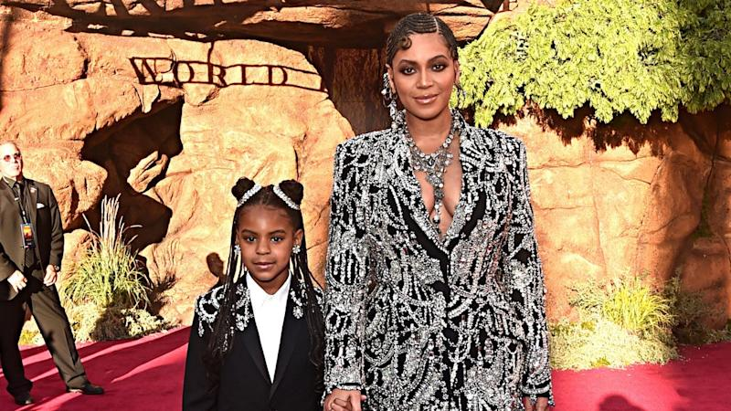 Blue Ivy Is a Total Cutie in New Photo to Celebrate Her 8th Birthday