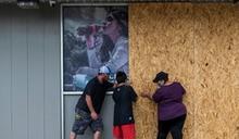 4級颶風蘿拉將襲德州路州 美警告將掀暴潮與龍捲風