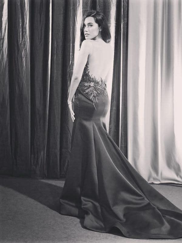 Michella Putri (Sumber: Instagram/michellalemieux)