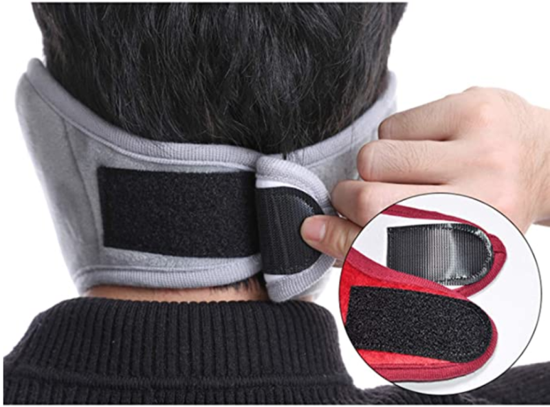 générique VIDCO - Winter Protective Mask Warm, Washable Breathable Cotton face Masks