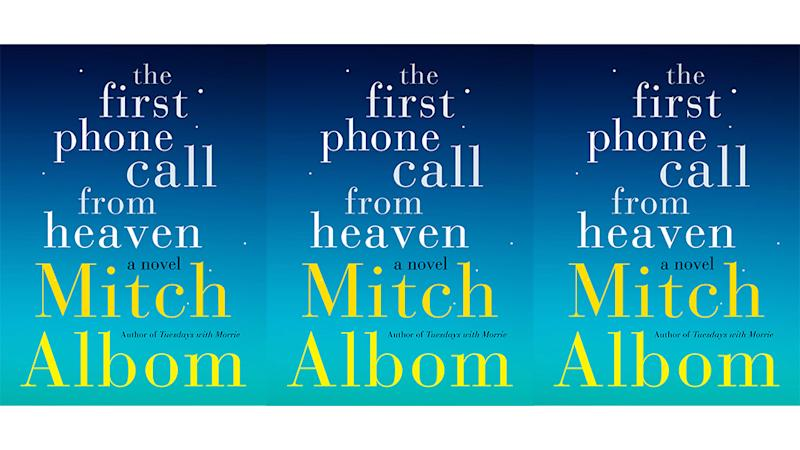Warner Bros. Dials Up Mitch Albom's 'First Phone Call from Heaven'