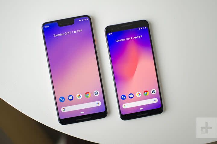 Google Pixel 3 and Pixel 3 XL