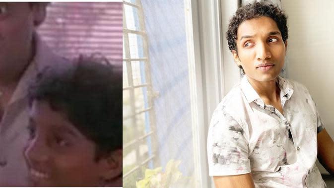 Beda Gaya 7 Aktor Cilik Bollywood Tahun 90-an Dulu Vs Kini, Bikin Pangling. (Sumber: Instagram/@jesse_lever)
