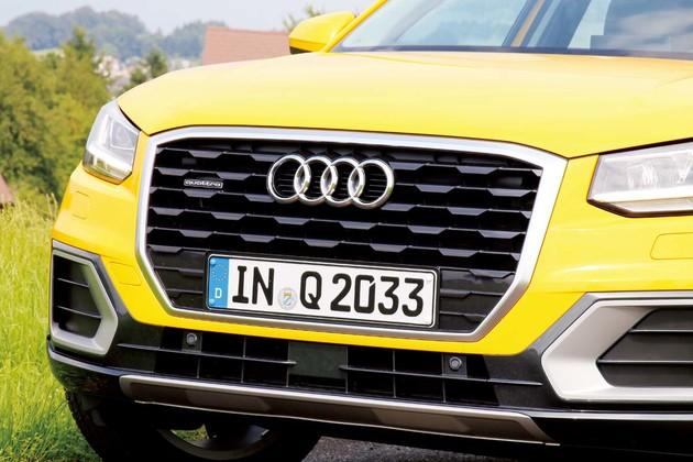 跨界小帥哥駕到 Audi Q2瑞士蘇黎世首試