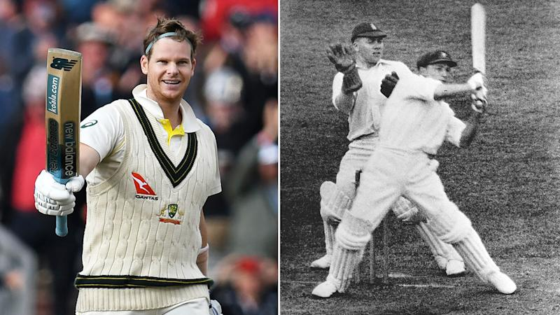 Steve Smith has an extraordinary Don Bradman record in his sights.