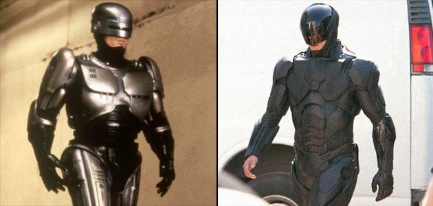 New 'RoboCop' suit revealed in first photo from the remake