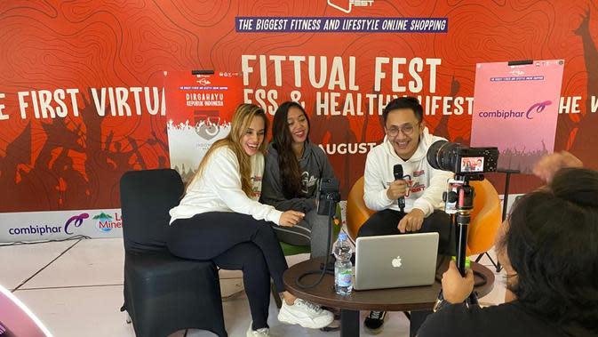 Fittual Fest Hadirkan Festival Olahraga Secara Virtual