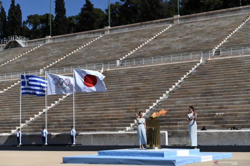 Mundur setahun, IOC tetap pakai nama Olimpiade 2020 Tokyo