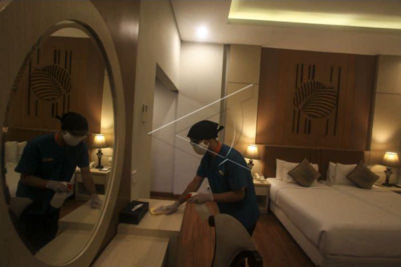 Ada 92 hotel di DIY terverifikasi penuhi protokol kesehatan