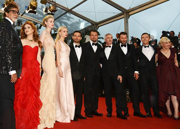 THE GREAT GATSBY' CANNES FILM FESTIVAL PREMIERE